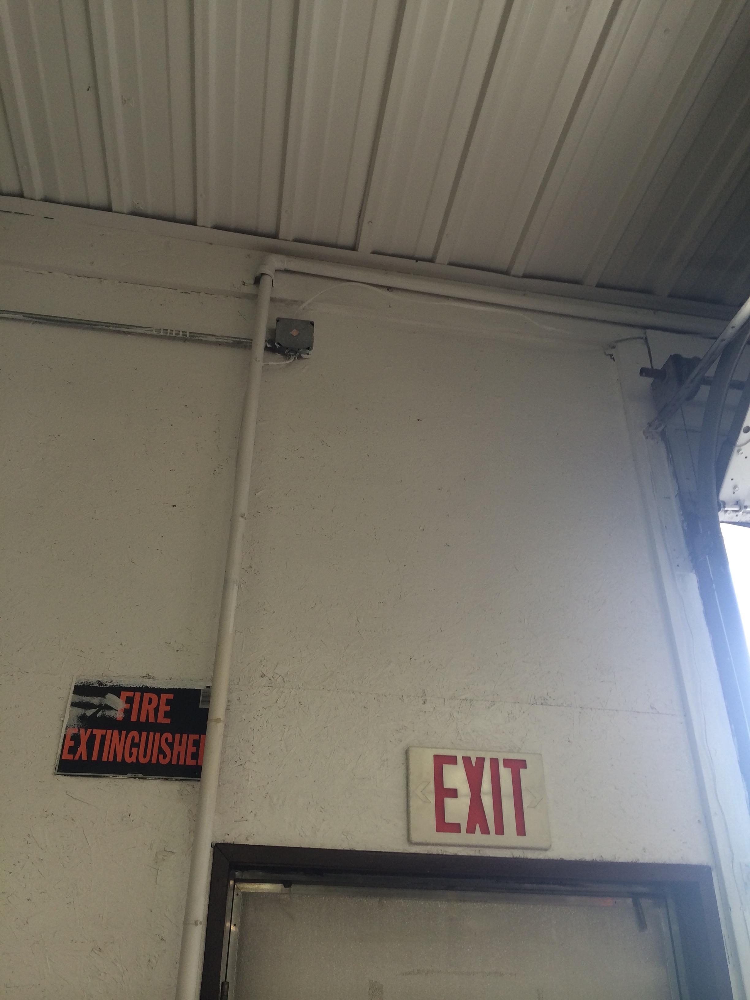 Commercial Garage Man Door Tri County Garage Door